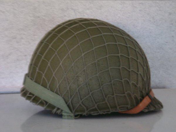 Casque US WW2.....