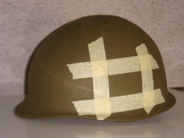 Casque : 1ére Armée Française ( Pour Nicolas ) ....