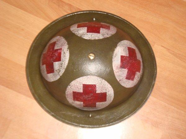 Casque anglais médic - British medic helmet