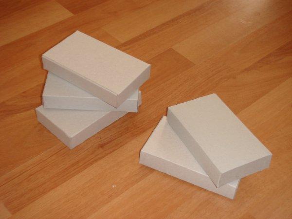 Boite en cartons - CALIBER 30 M.2