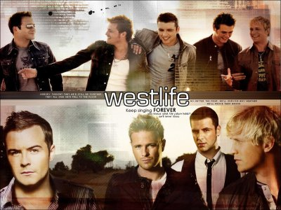 Write a letter to westlife