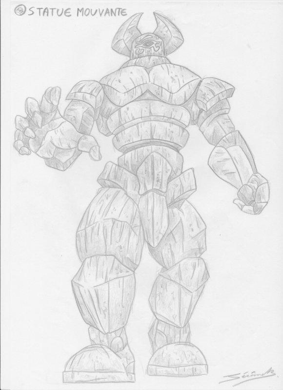 Articles de jeragorn tagg s dessin de cr ature magiques page 15 medieval fantastique - Dessin monstre facile ...
