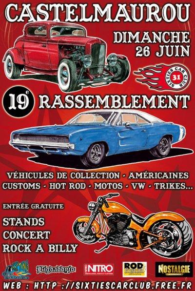 castelmaurou 2011  concentre le 26 juin