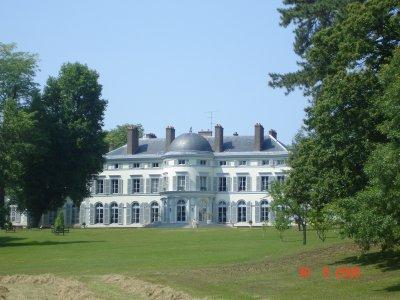 Ch teau de groussay montfort l 39 amaury 78 class monument historique - Chateau de groussay montfort l amaury ...