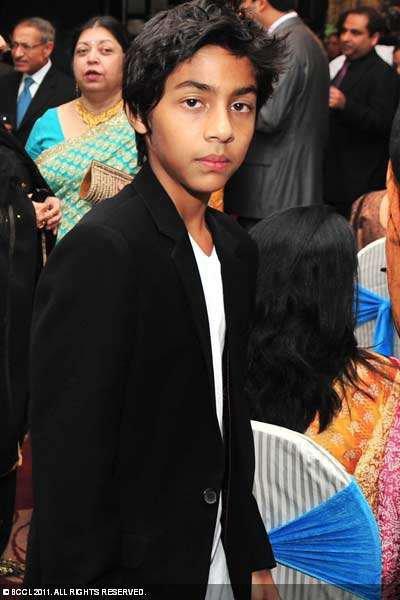 HAPPY BIRTHDAY LITTLE ANGLE ARYAN KHAN