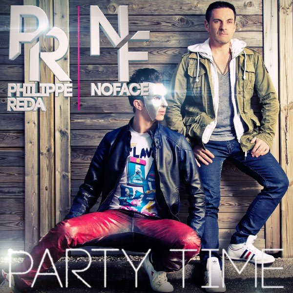 Phillipe Reda - Party Time. (2013)