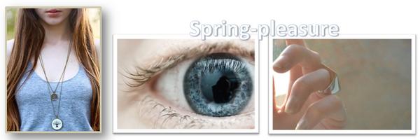 Spring-pleasure