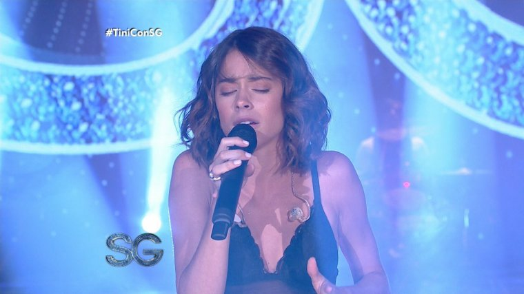 Tini YouTube - Macking Of �mission Susana Gimenez