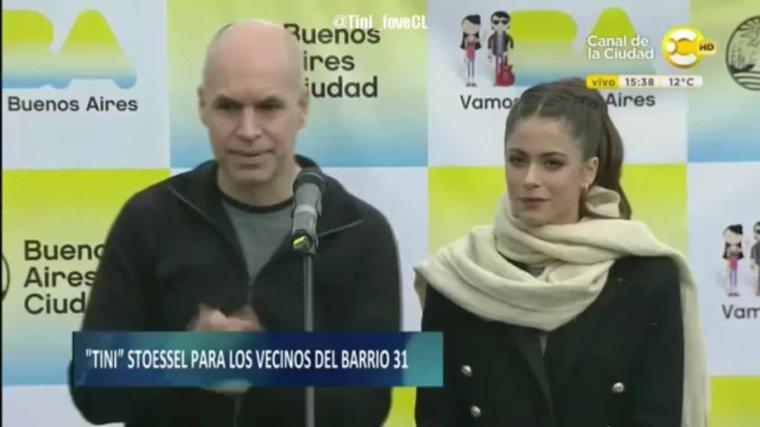 Tini - Concert Barrio 31