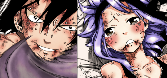 Fairy Tail Chapitre Scan 488 FR