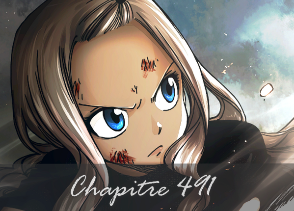 Fairy Tail - Chapitre Scan 491 FR
