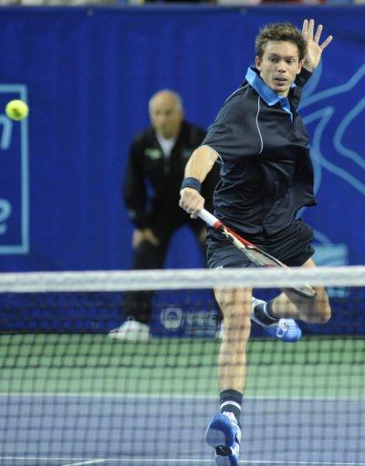 Du 25 Octobre au 31 Octobre 2010 - Open Sud de France - Montpellier