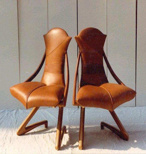 "chaises  ""Evy""       1990"