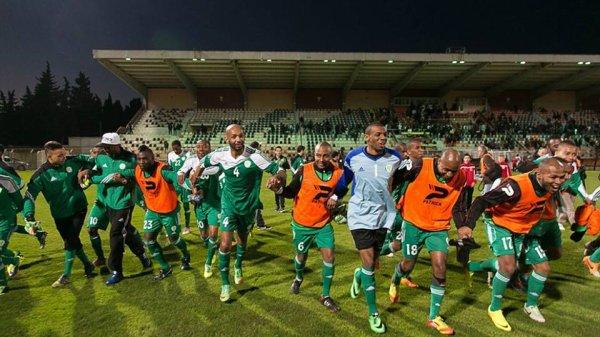 Coupe du Monde 2018: Qualification historique pour les Comores après son nul 1-1 face au Lesotho