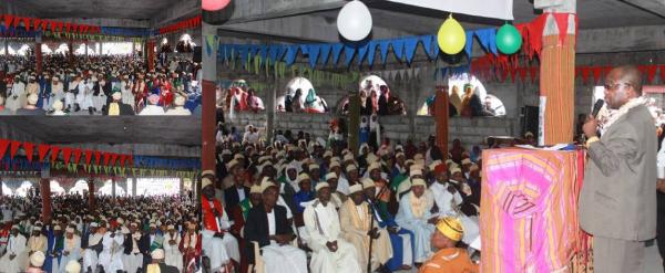 """G�n�ral Salimou exige un �tat responsable et des dirigeants clean : """" Ye Mwidzi Ngoudjo Foungwa, Ye Mwaminifou ya stehilwa"""" ."""