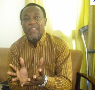 Mze Soul� El Back candidat Dudja � la pr�sidentielle  vient d'�tre condamn� � un an de prison ferme !