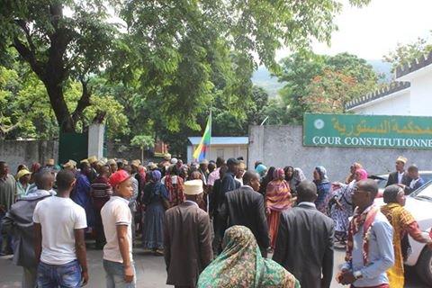 �lections 2016 aux Comores : La Cour a d�cid� une partielle � Anjouan
