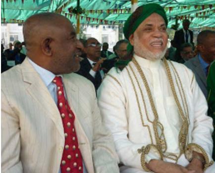 Deux dictateurs voulaient tuer Ahmed Mohamed Djaza