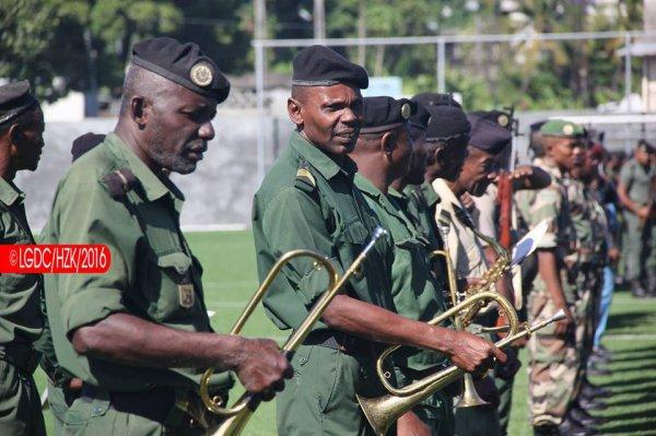 Investiture du nouveau pr�sident de l'Union des Comores : Les pr�paratifs vont bon train