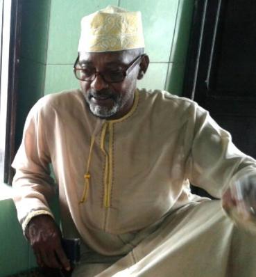 Hachim Mohamed  nomm� Directeur G�n�ral du protocole du Chef de l'Etat  par son excellence Azali Assoumani