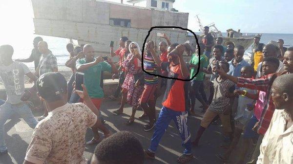 Lynchage � Anjouan: arrestation du coupeur de la main de Branda