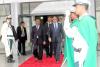 Le pr�sident Azali au 27-�me sommet de la Ligue arabe � Nouakchott, en Mauritanie