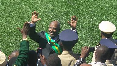 Comores: 100 jours apr�s son �lection, un bilan contrast� pour Azali Assoumani