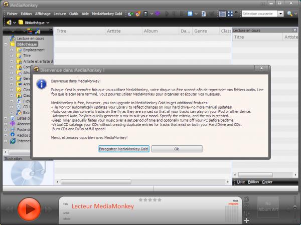MediaMonkey : Transférer des musiques sur l'iPhone sans iTunes