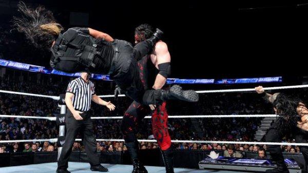 Sheamus attaque Sandow ;  Ryback blesse Kofi et tous les resultats de SD