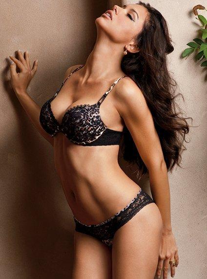 Beautiful brunette bombshell rachel roxxx loves being domina 5