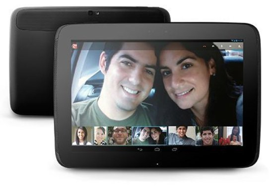 New Nexus 10 will be fully upgraded processor GPU configurations doubled