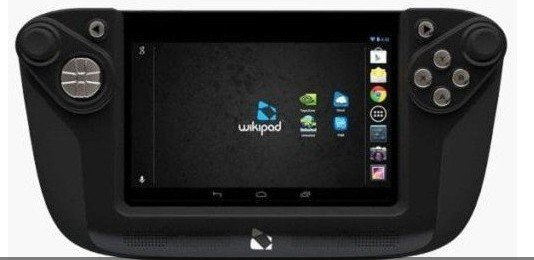 Wikipad released games tablet