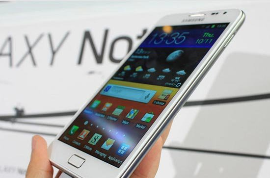 Samsung released GalaxyNote8.0 Tablet PC