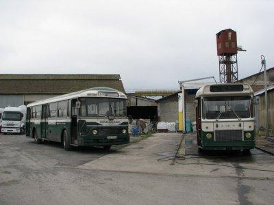 Le 1er véhicule de l'association un Chausson APVU5