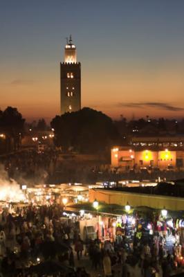 Lieu rencontre marrakech