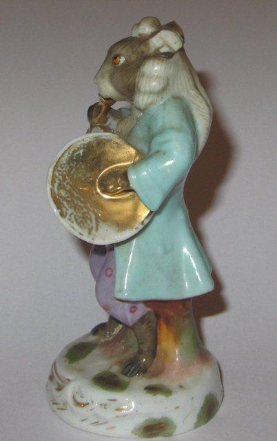 Lapin joueur de trompette en porcelaine ancienne figurine figure ebay - Vasque ancienne en porcelaine ...