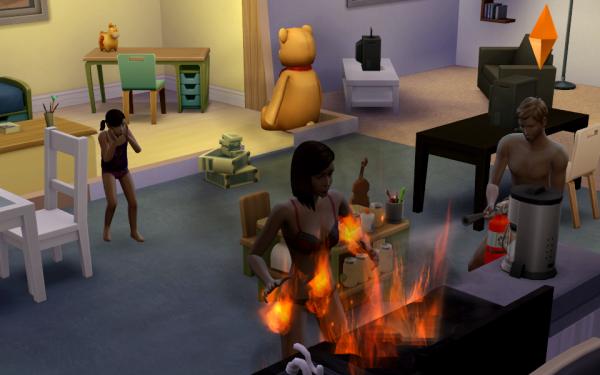 hs test des sims 4 partie 3 ce sont bien des sims oui. Black Bedroom Furniture Sets. Home Design Ideas
