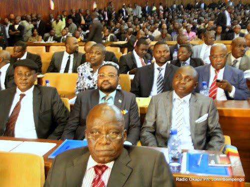 Samy Badibanga d�chu en violation de la proc�dure, selon l'UDPS et alli�s