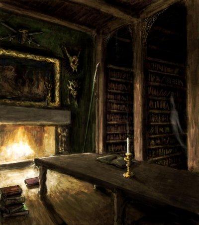 Ma Bibliothèque...