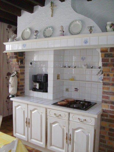 cuisine apru00e9s fond blanc patinu00e9 lin vieilli au baton huile ombre brulu00e9 - Blog de EleonoreDeco ...