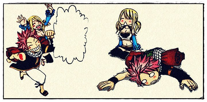 Fairy Tail x Rave OAV