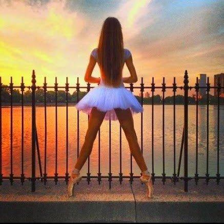 En premi�re partie la danse classique