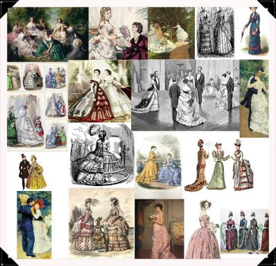 La mode au XIXème siècle