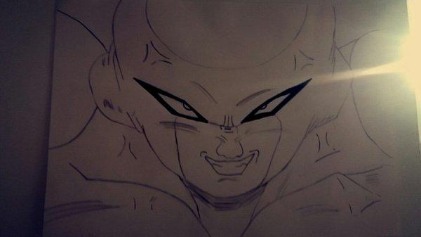Dessin Dragon Ball