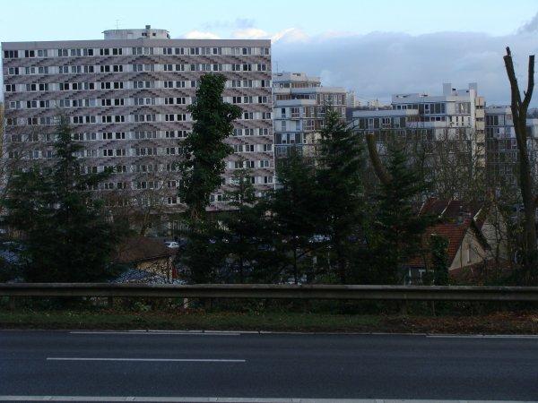 de oise60bloc taggés NogentsurOise  Quartiers Blocs cités Oise