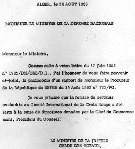 بن بلة هرّب 100 حركي من الجزائر إلى فرنسا