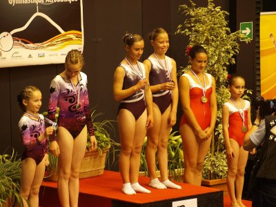 Retour des Championnats de France 2011 � Clermont Ferrand
