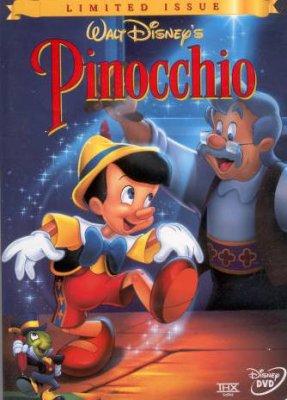 Pinocchio disney pixar et compagnie - Poisson rouge pinocchio ...