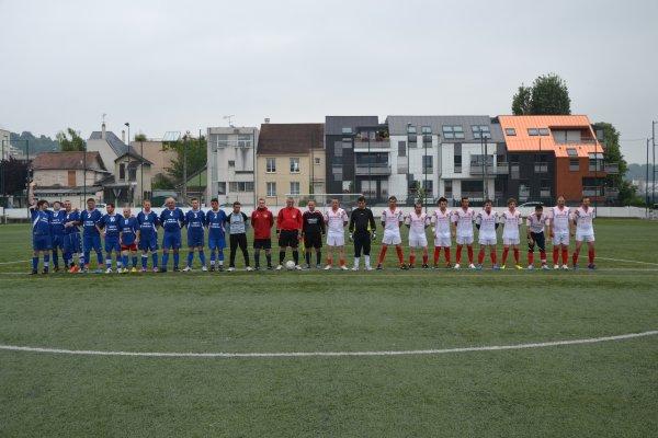 TOURNOI FOOTBALL  STADE ILE SAINT GERMAIN