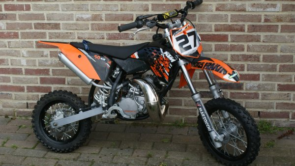 a vendre ma ktm 50 sx 2009 gauthier et le motocross. Black Bedroom Furniture Sets. Home Design Ideas